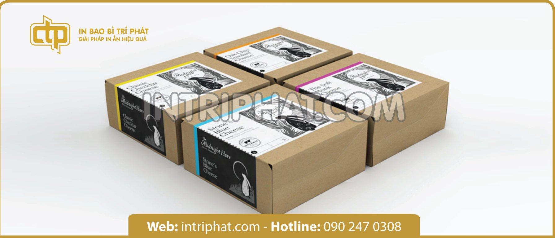 mẫu in hộp giấy kraft