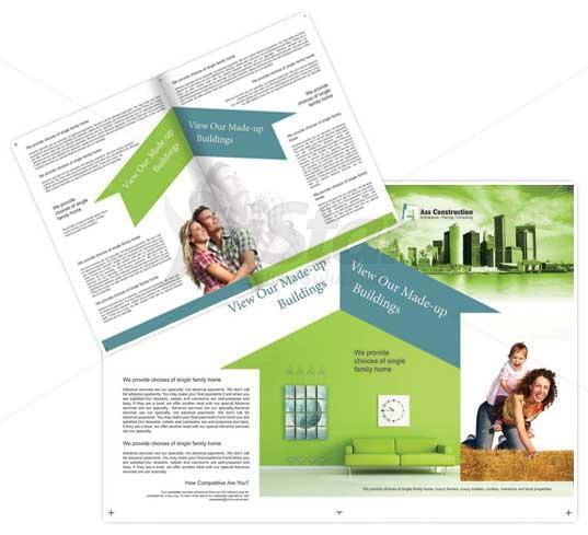 Thiết kế in brochure theo yêu cầu