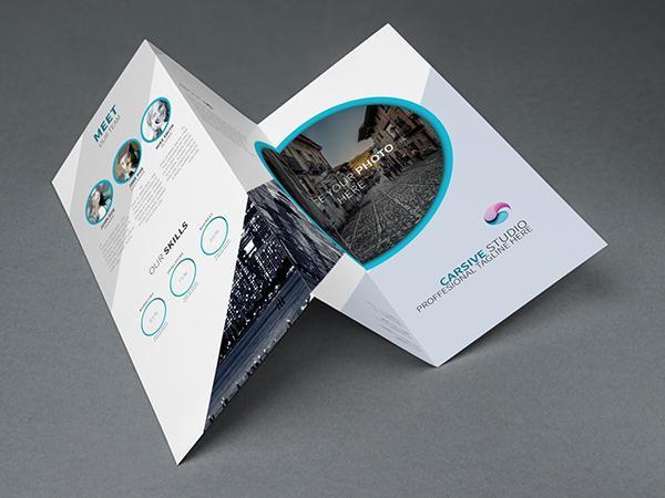 In ấn brochure cao cấp