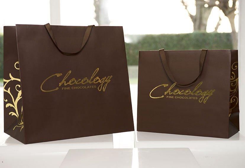 in túi giấy chất lượng cho shop thời trang