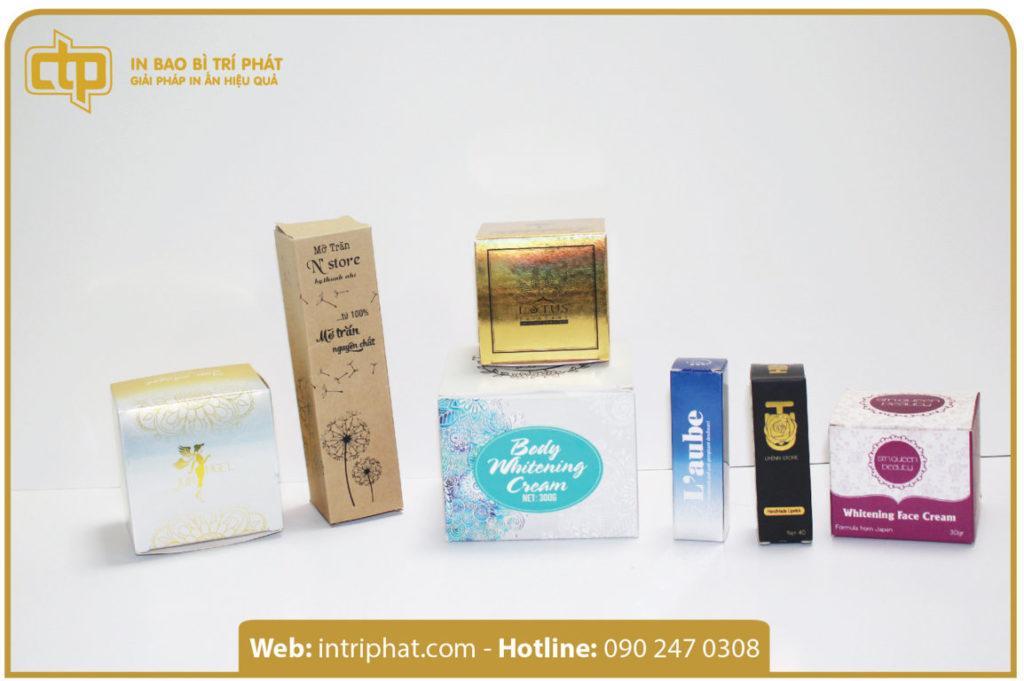 mẫu in hộp mỹ phẩm cao cấp hcm