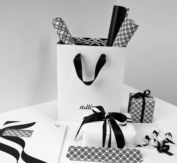 mẫu túi giấy đẹp ấn tượng cho các shop