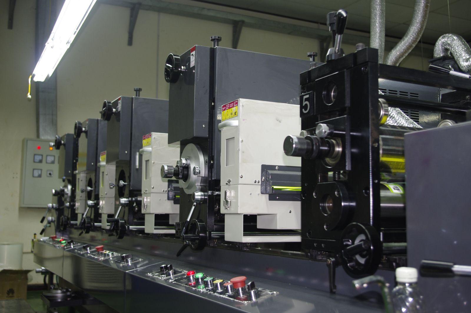loại máy in ấn