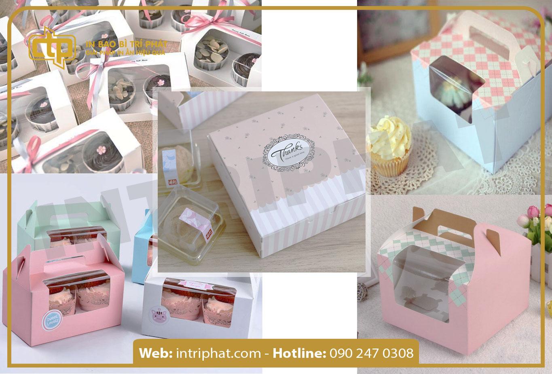in hộp bánh sinh nhật