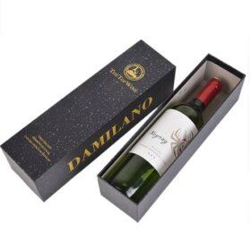 in hộp giấy đựng rượu cao cấp