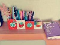 In hộp giấy đựng bút chì đẹp cho các shop, cửa hàng