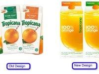 Tại sao Tropicana lại thất bại trong việc thay đổi mẫu in bao bì?