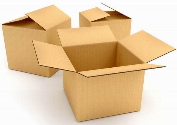 In thùng carton chịu được trọng lượng lớn