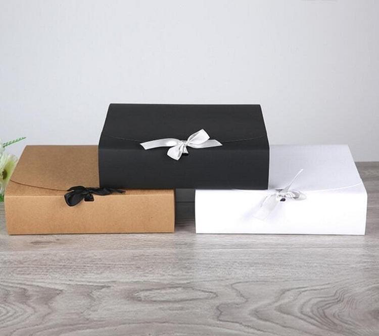 mẫu hộp giấy chất lượng