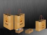 In túi giấy cán màng đẹp bảo vệ sản phẩm