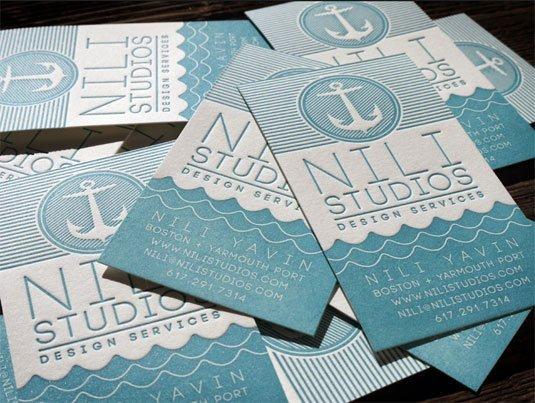 dòng giấy mỹ thuật để in name card