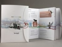 In brochure có gì đặc biệt so với in catalogue?