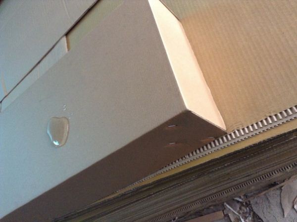 In thùng carton chống thấm đựng trái cây