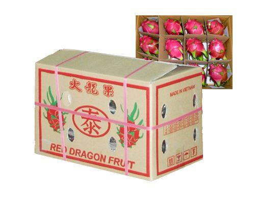 In thùng carton giá rẻ đựng trái cây