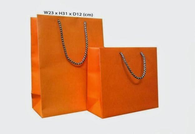 In túi giấy trơn chất lượng cao, giá rẻ