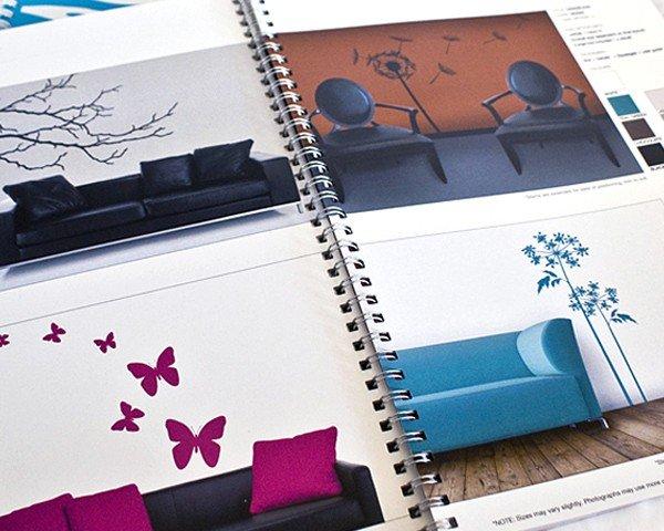 In brochure sáng tạo giá rẻ