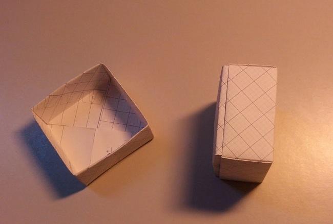 cách làm hộp giấy