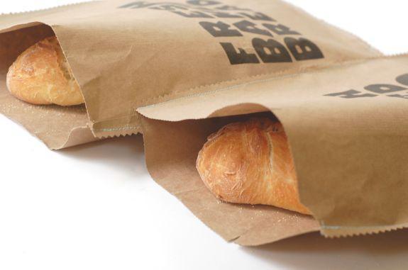 Mẫu in túi giấy đựng bánh mỳ