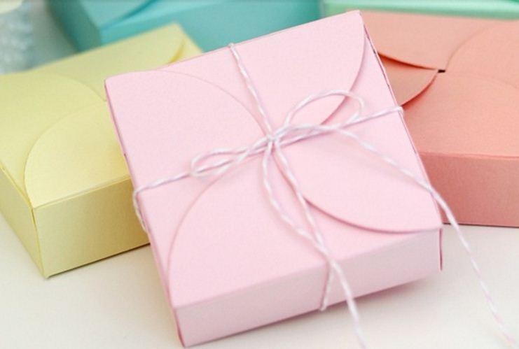 Mẫu in hộp quà tặng đẹp