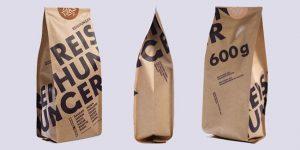 bao bì giấy tái chế