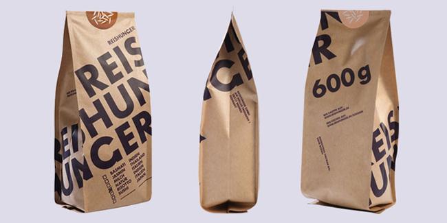 in bao bì tái chế theo yêu cầu