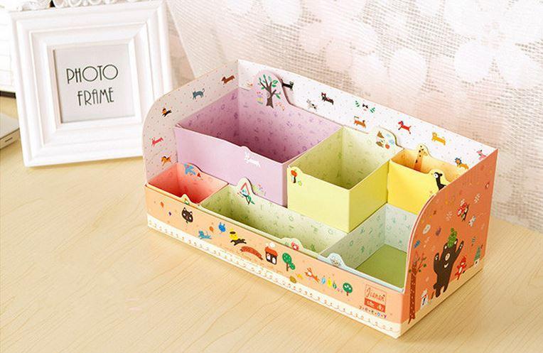 In hộp giấy DIY đẹp