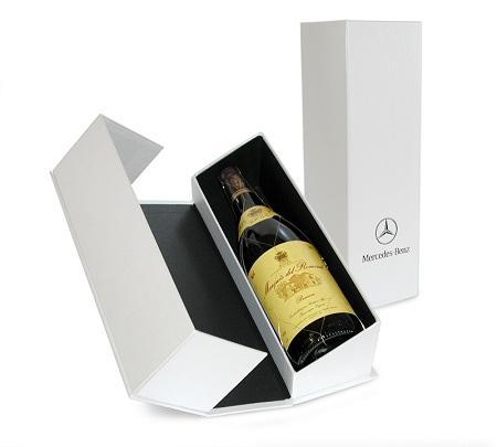 In hộp giấy đựng rượu vang đẹp