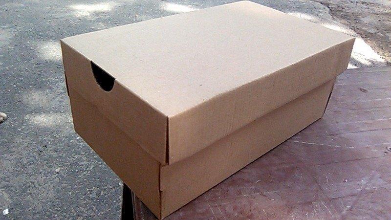 Mẫu in hộp giày âm dương