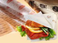 In túi giấy đựng bánh mì Hokkaido giá rẻ hcm