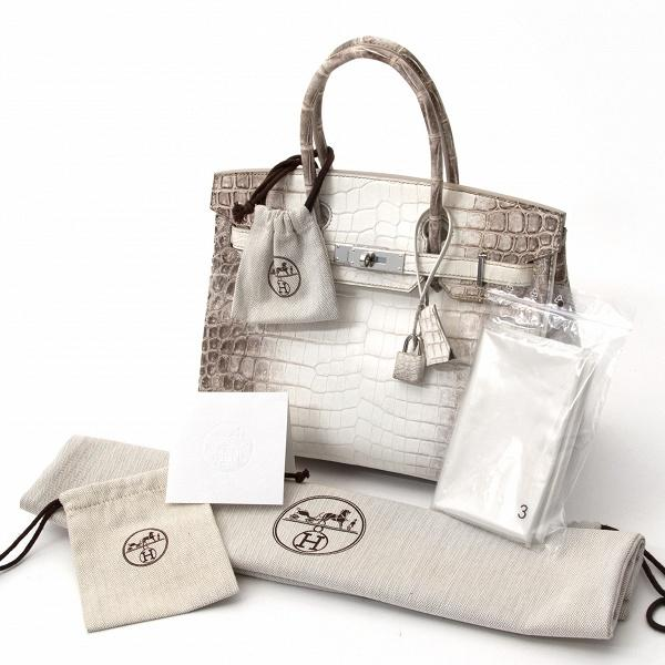 Hermès Himalayan Crocodile Birkin chiếc túi sang chảnh với giá hơn 4 tỷ đồng 2