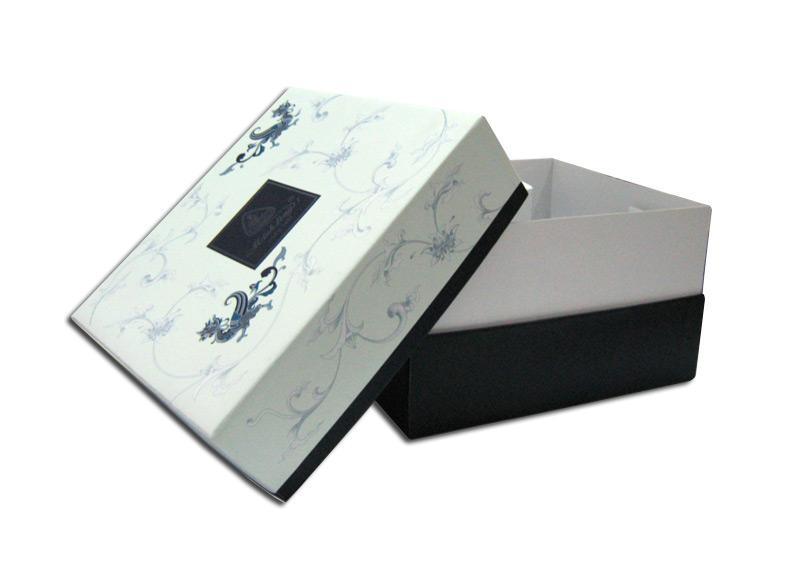 in hộp giấy đựng giày cao cấp