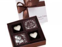 In hộp giấy mama chocolate có gì nổi bật cho mùa 8/3?