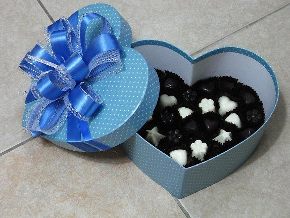 in hộp socola đẹp