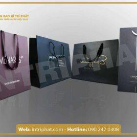 túi giấy giá rẻ cho shop thời trang