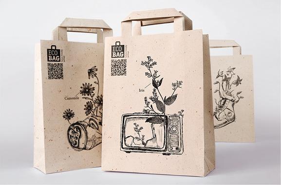 mẫu túi giấy thiết kế theo yêu cầu