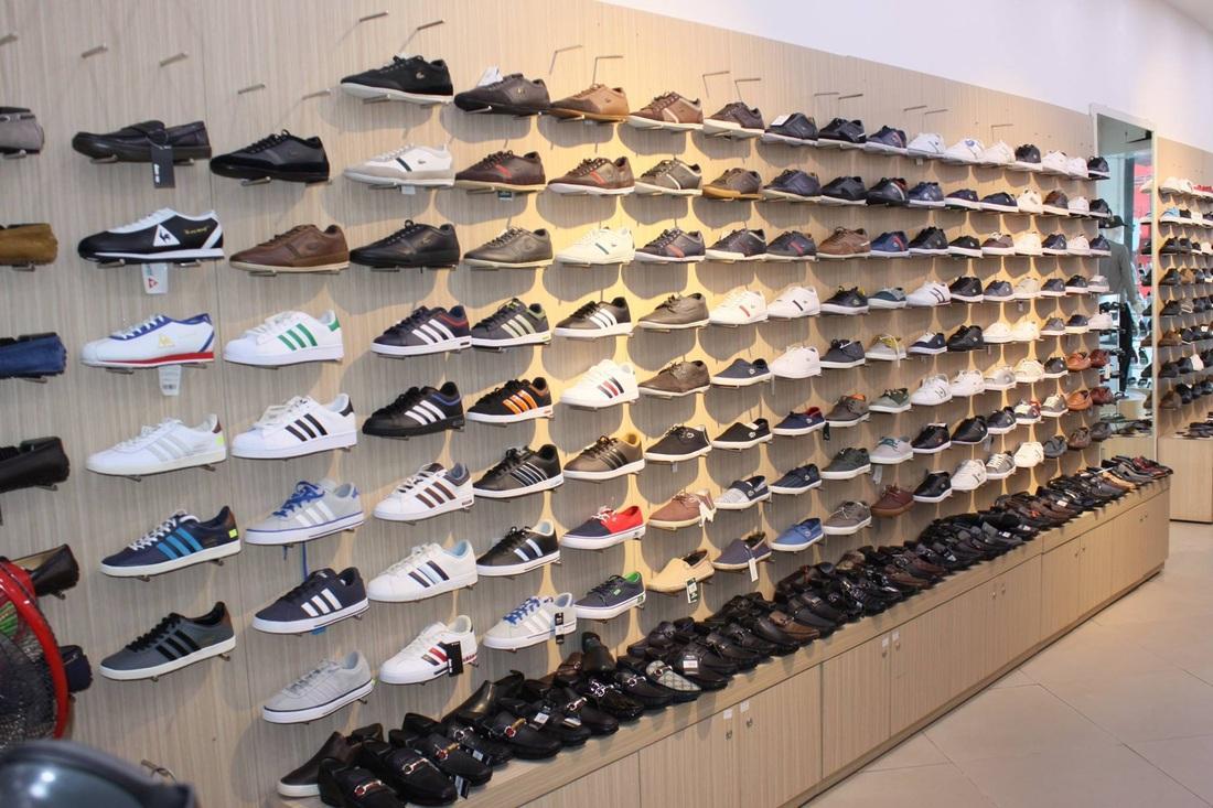 kinh doanh quần áo giày dép