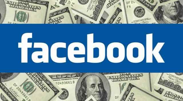 kiếm tiền từ facebook