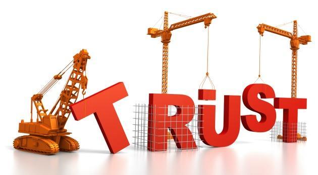 tạo sự tin cậy cho khách hàng