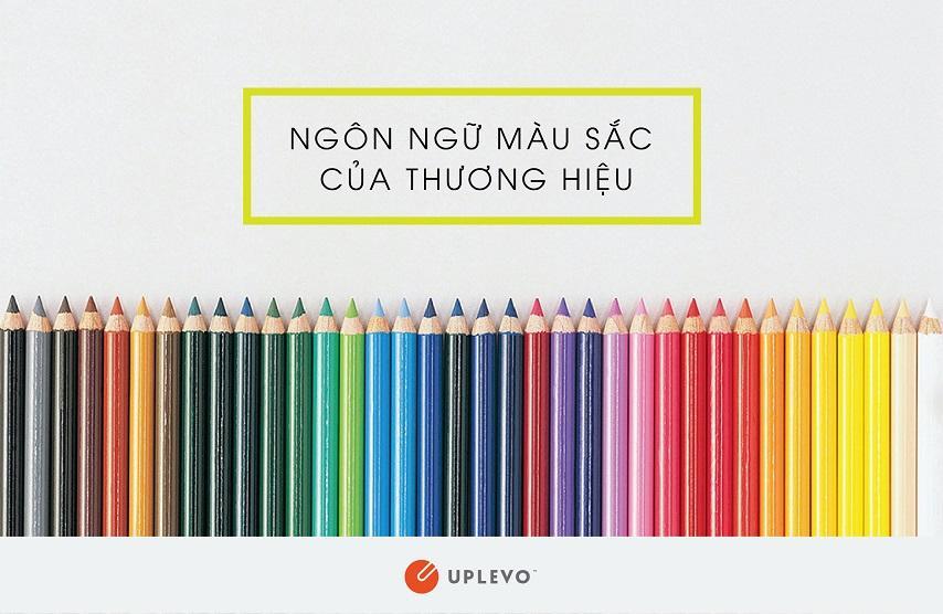 ngôn ngữ màu sắc của thương hiệu