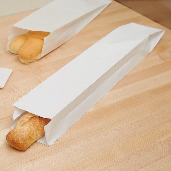 in túi giấy đựng bánh mì