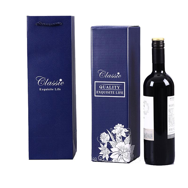 in túi giấy đựng rượu cao cấp giá rẻ tại tphcm
