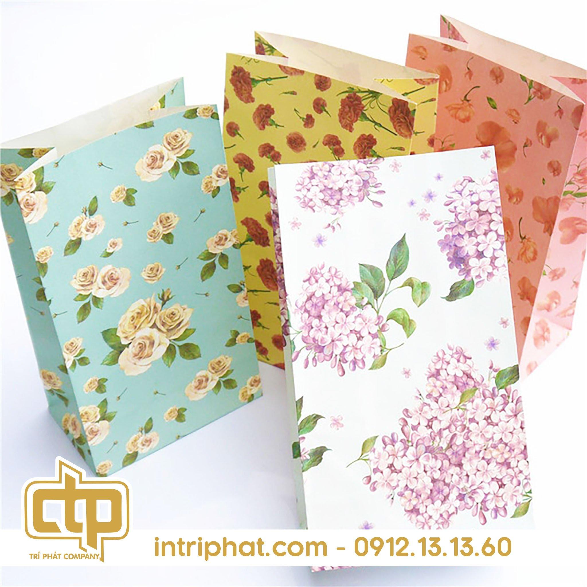 túi giấy chất lượng đựng sản phẩm