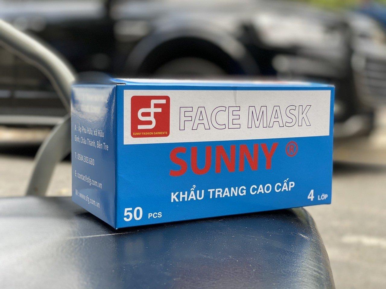 in hộp khẩu trang tại In Trí Phát