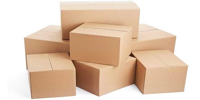 kích thước in thùng carton phổ biến
