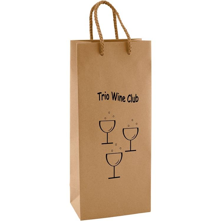 túi giấy đựng rượu chất lượng