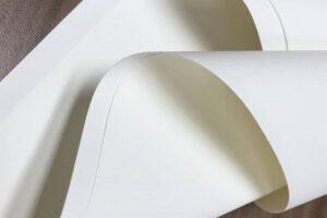 chất liệu giấy ivory