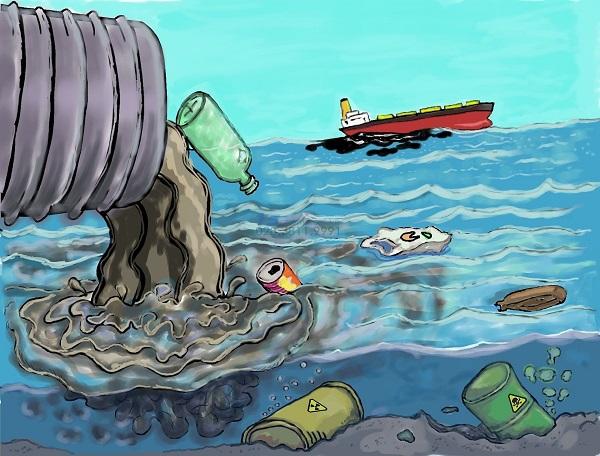 ô nhiễm môi trường tự nhiên