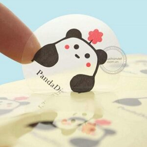 decal trong suốt đẹp