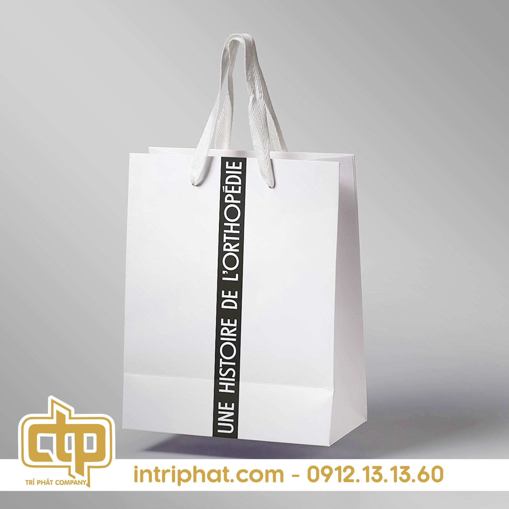sản xuất túi giấy theo yêu cầu giá rẻ