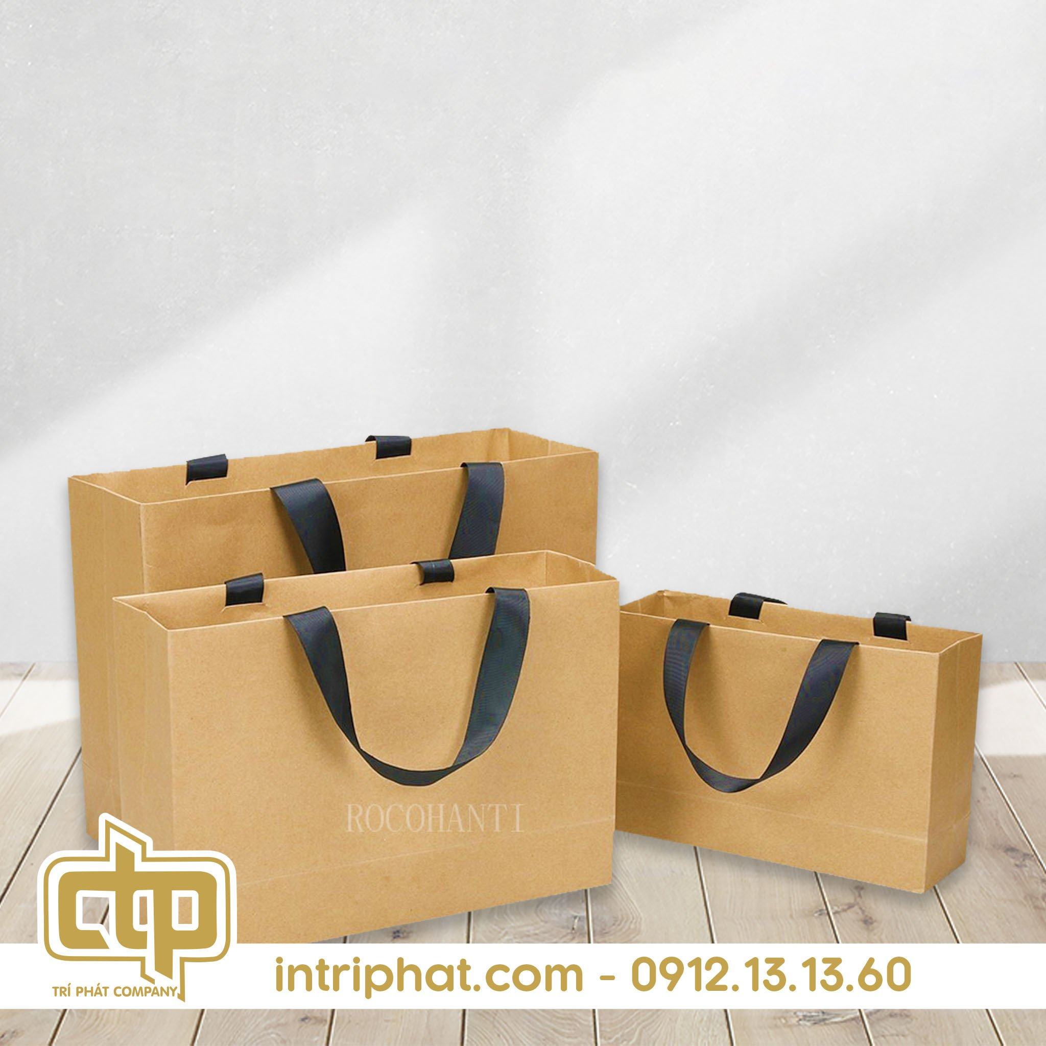 sản xuất túi giấy theo yêu cầu tphcm